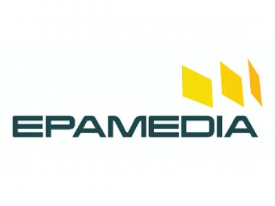 Logo der Firma Epamedia