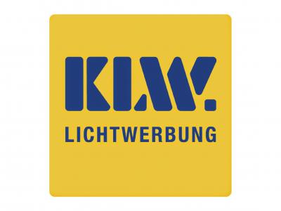 Logo der Firma KLW Lichtwerbung