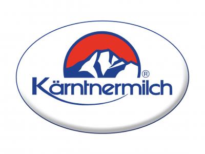 Logo der Firma Kaerntner Milch