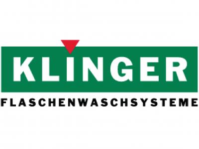 Logo der Firma Klinger Flaschenwaschsysteme