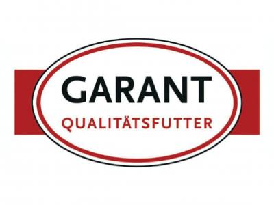 Logo der Firma Garant Qualitätsfutter